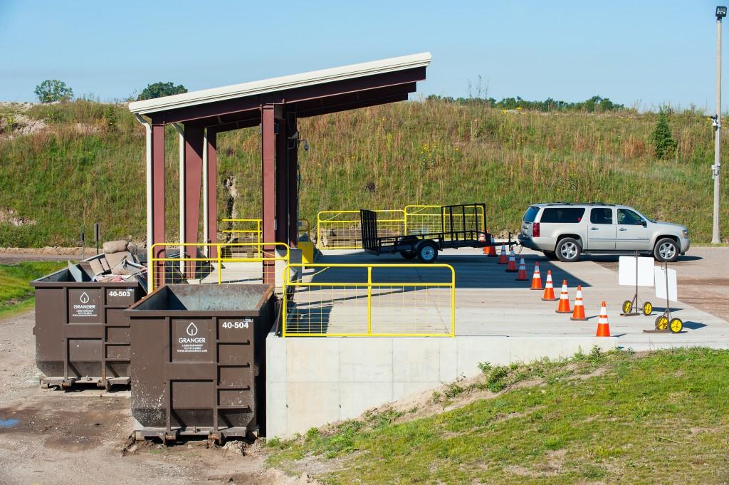 Self-haul disposal in Lansing, Michigan