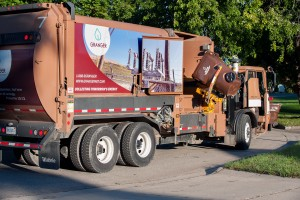 Trash Talk: Here's the Scoop on the Automated Side Load (ASL) Truck