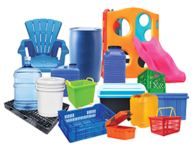 Plastic Bulky Items- small ok