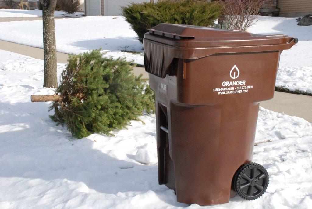 Waste Management Christmas Tree Pickup