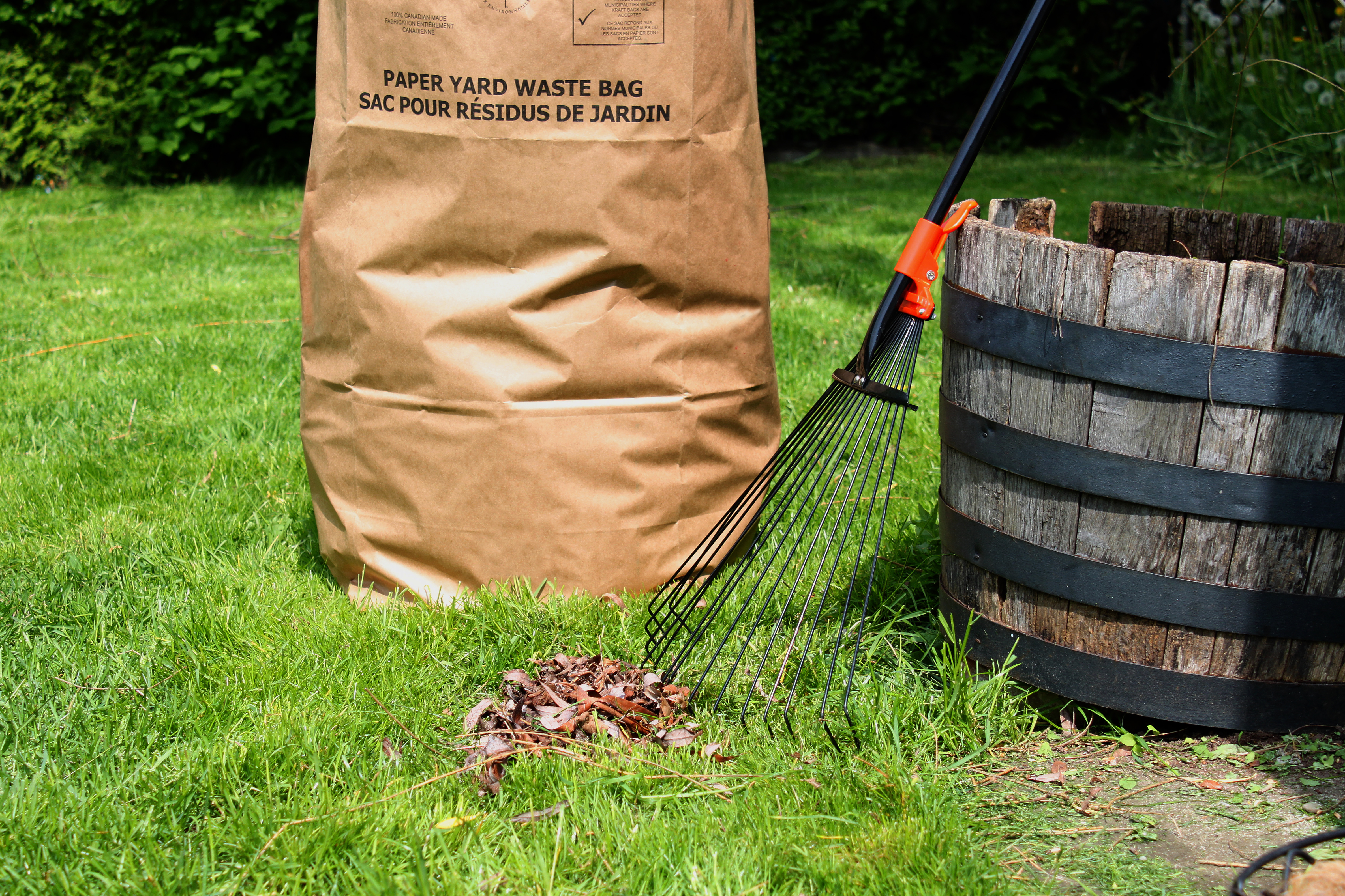 Yard Waste What It Is And What To Do With It Granger