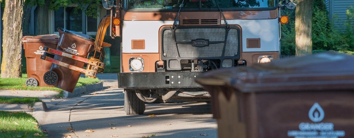 Michigan Trash Pickup and Recycling | Trash Services | Granger