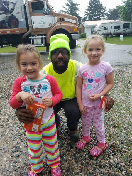 Garbage Man Appreciation Week: Meet James