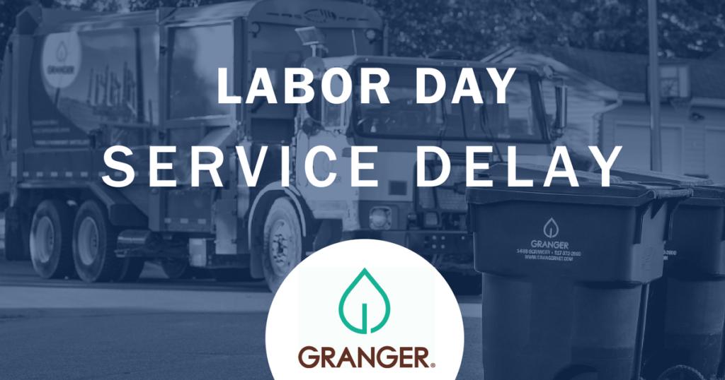 Michigan Trash Pickup and Recycling   Trash Services   Granger