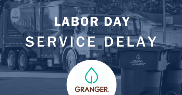 Granger Holiday Closures and Delays
