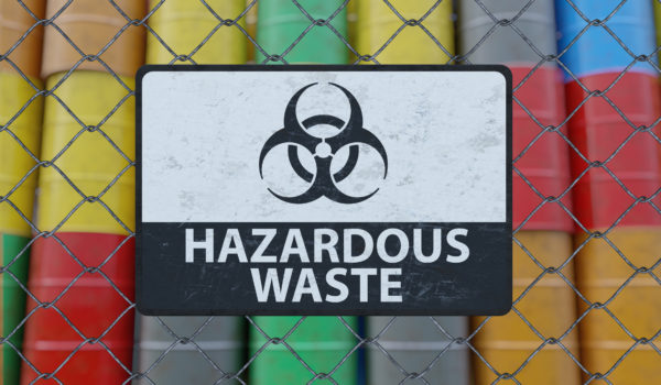 What is Hazardous Waste and Why Can't I Put It in My Trash?