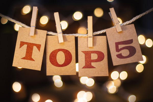 5 Most Visited Blog Posts of 2018
