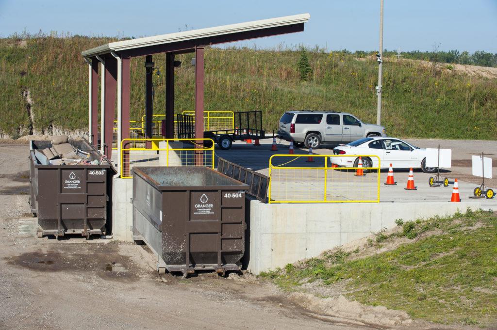 40 Disposal Center of Lansing Granger-CD133-0537